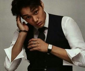boy, model, and exo image