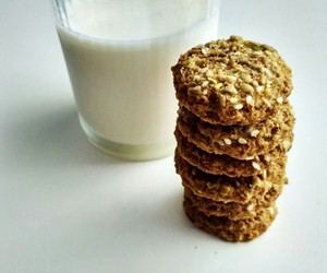 breakfast, Cookies, and inspiration image