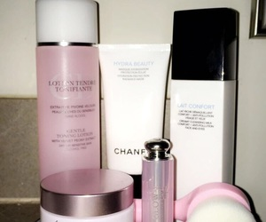 chanel, dior, and face image