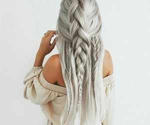 braid, cool, and hair design image