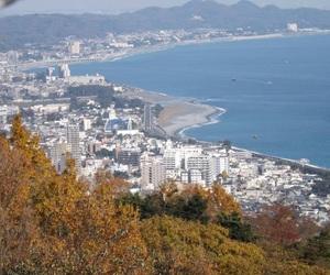 beautiful, japan, and sea image