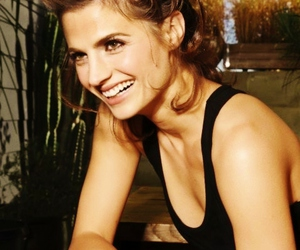 castle, hair, and stana katic image