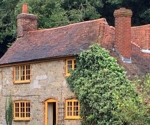 cottage, U.K., and england image