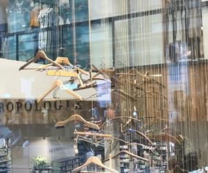 paris, vitrine, and grand magasin image