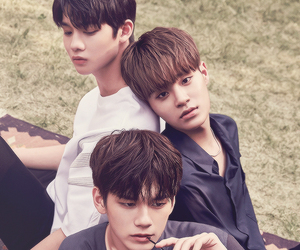 handsome, baejin, and bae jinyoung image