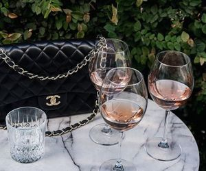 chanel, drink, and summer image
