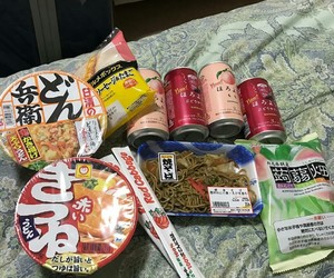 drinks, foods, and snacks image