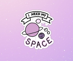 space, background, and pink image