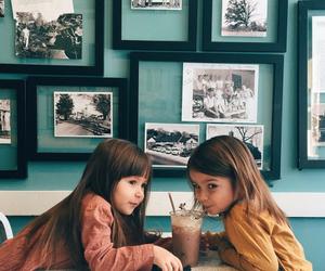 friendship, girls, and kids image