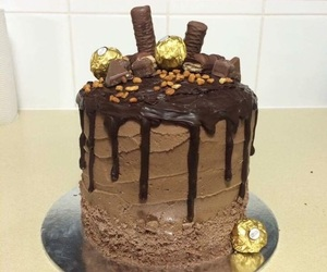 birthday, chocolate, and delicious image