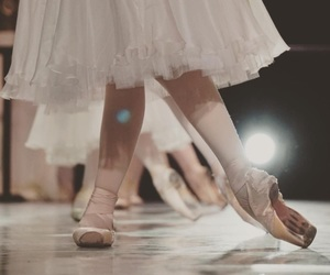 ballet, dance, and dancer image