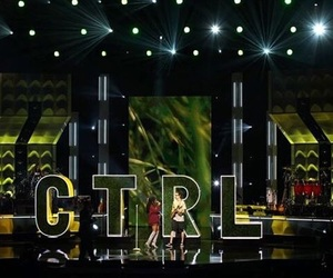 ctrl, rehearsal, and black girls rock image