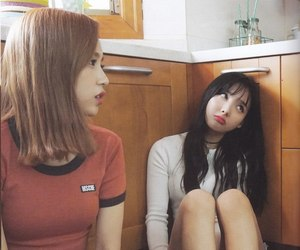 twice, mina, and nayeon image