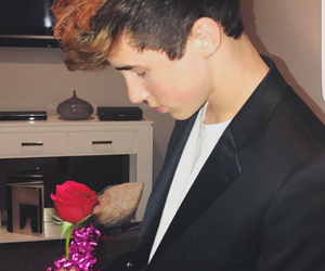red, rose, and hunter rowland image