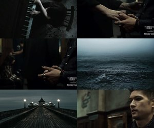 dark, sea, and soulmate image
