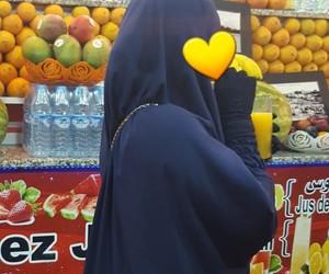 morocco, niqab, and muslima image