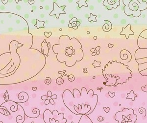 pinky, cute, and cewe image