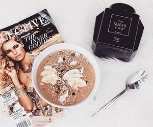 breakfast, magazine, and organization image