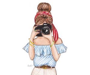 boho, fashion, and pastel image