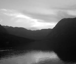 art, black&white, and slovenia image