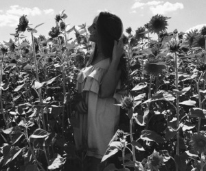 blume, dress, and field image