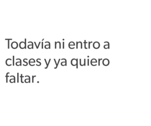 frases, memes, and escuela image