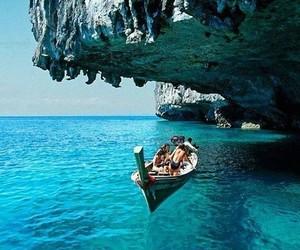 holiday, summer, and paradise image