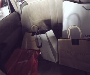 bags and shopping image