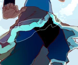 avatar, the legend of korra, and korra image