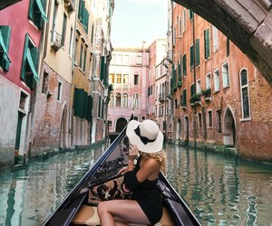 adventure, chic, and fashion image