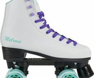 roller skates, patines, and skates image
