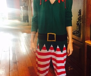 Taylor Swift, christmas, and elf image