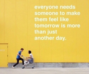 yellow, quotes, and couple image