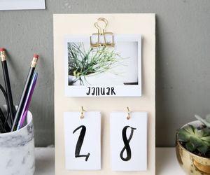 calendar and diy image
