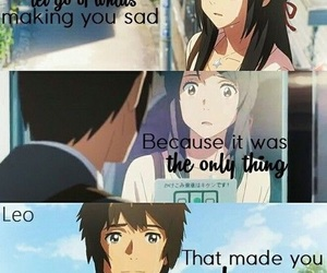 quotes, anime quotes, and anime image