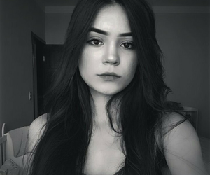beauty, maquillage, and black image