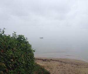 mar, natureza, and céu image