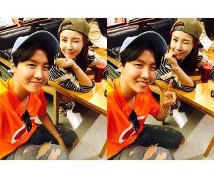 jhope, hoseok, and bts image