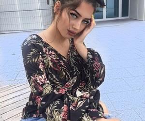 dress, site model, and instagram baddie image
