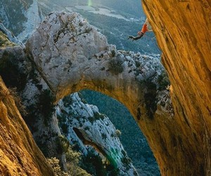 climbing, spain, and sport image