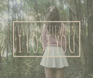 background, font, and girl image