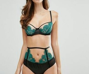 lace, lingerie, and loveit image