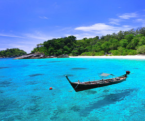 asia, summer, and thailand image