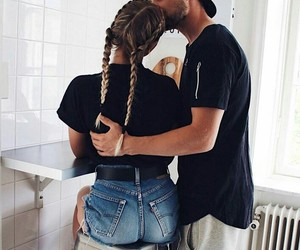 boy, fashion, and couples image
