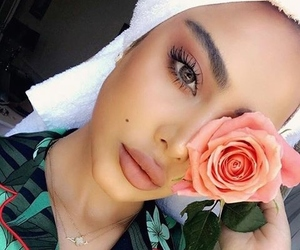 beauty and rose image