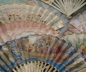 fan and marie antoinette image