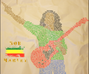 bob marley, jamaica, and reggae image