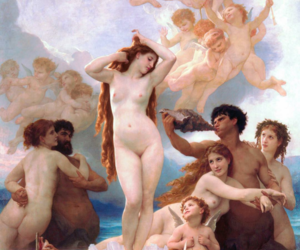 birth of venus, la naissance de venus, and colors image