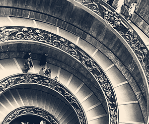 vatican stairs image