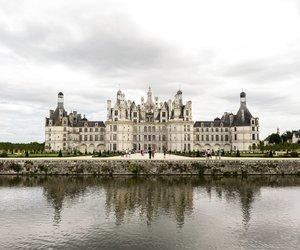 castle, france, and chateau de chambord image